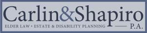 Carlin & Shapiro P.A. | Elder Law | Estate & Disability Planning